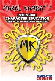 moral empowerment in quest of a pedagogy books moral kombat 1 intensive character education and ethical