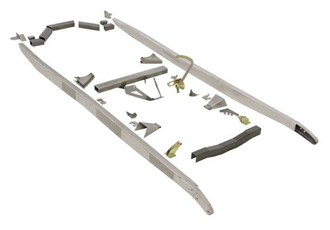speedway motors  weld  model  frame kit rod authority
