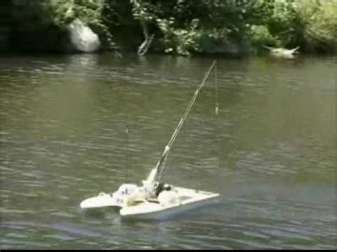 rc fishing boat videos rc fishing boat 3 3 youtube