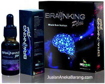 Brainking Plus Nutrisi Otak brainking plus nutrisi kecerdasan otak dan kesehatan tubuh