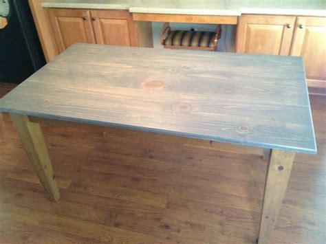 rustic table coastal grey dining tables atlanta by