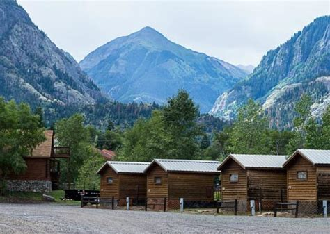 Cabins In Ouray Colorado by Office Picture Of Ouray Rv Park And Cabins Ouray