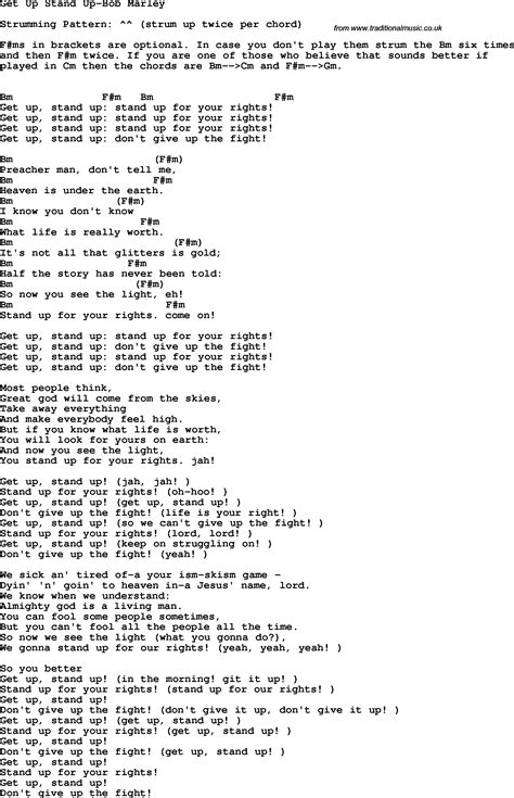 lyrics get up bob marley song lyrics www pixshark images