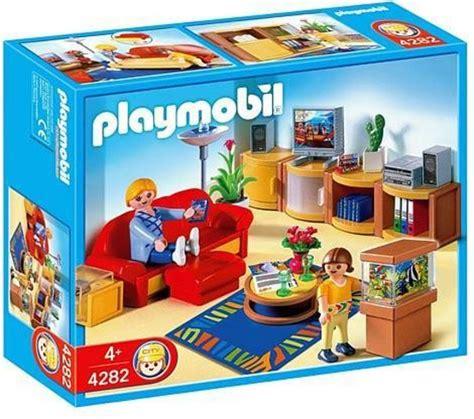 playmobil woonkamer bol playmobil grote woonkamer 4282 playmobil