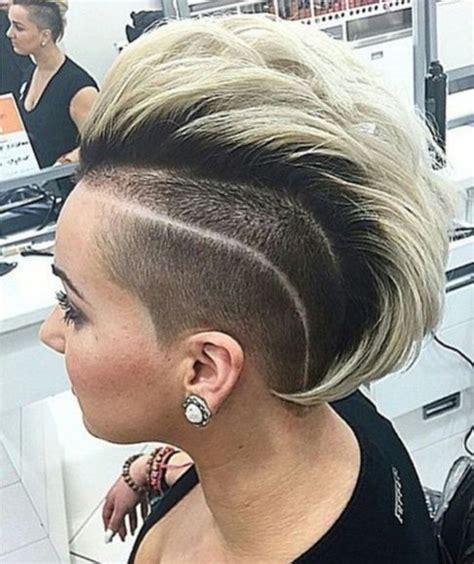 gorgeous mohawk hairstyles  nowadays mohawk