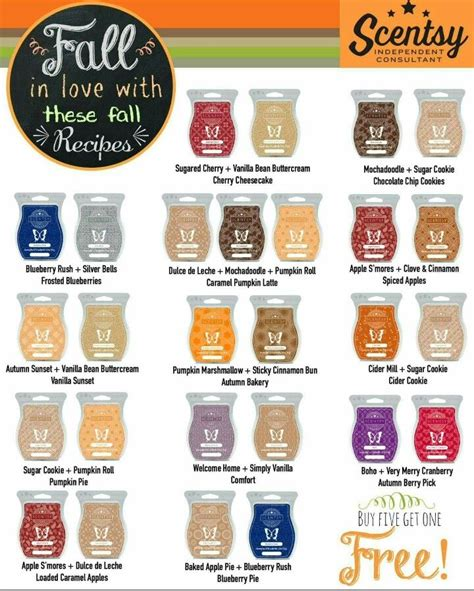 fall scents 61 best images about scentsy scents on pinterest