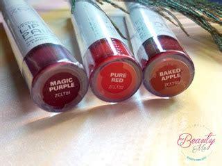 Lipstik Zoya Lip Paint simply me review zoya