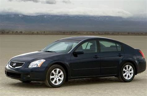 2007 Nissan Maxima Owners Manual Owners Manual Usa