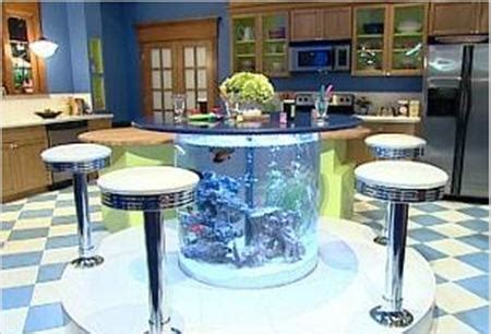 Fish Tank Dining Room Table by If It S Hip It S Here Archives No Room For An Aquarium