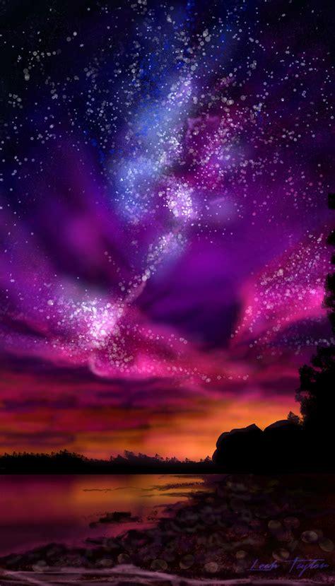 dcnightsky starry sunset   video  wwwyoutubec
