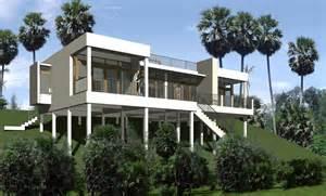 stilt house designs images plans master trailer small stilts and home design ideas