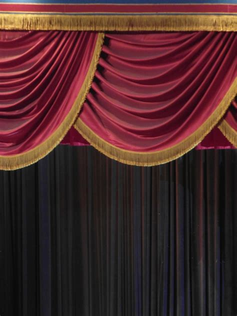 stage with curtains velvet stage curtain free stock photo public domain pictures