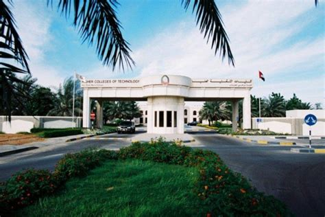 Colleges In Abu Dhabi For Mba by Higher Colleges Of Technology Hct Abu Dhabi Colleges