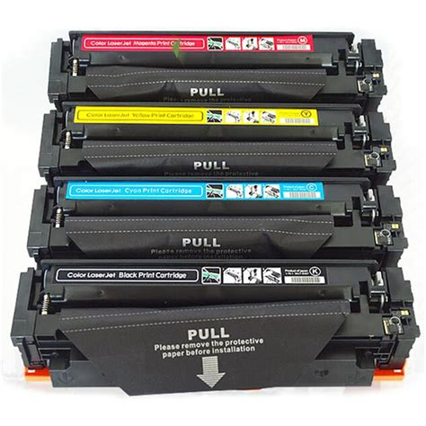 Toner Cartridge Compatible For Hp Ce310a311a312a313a Use For Col aliexpress buy 4pcs set cf410a cf410 410a toner cartridge compatible for hp color laserjet