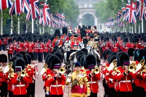 The Colour trooping the colour when is the s birthday parade
