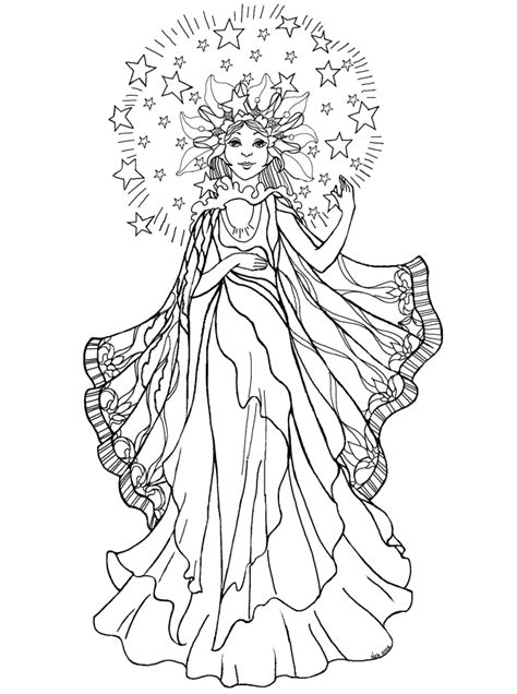 realistic angel coloring pages angel coloring pages for adults az coloring pages