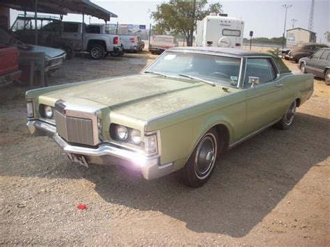 1969 lincoln continental iii for sale 1969 lincoln continental iii for sale classiccars