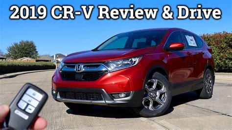 honda cr  full review drive youtube