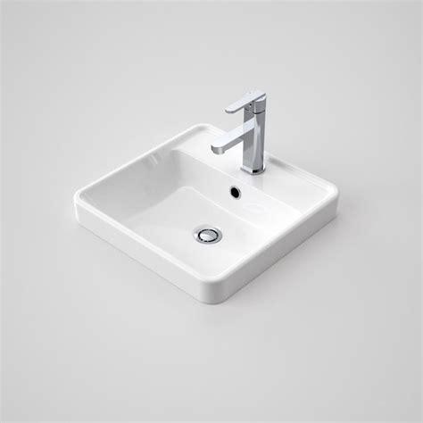 Inset Basin Bathroom by Carboni Ii Inset Basin Http Www Caroma Au Bathrooms