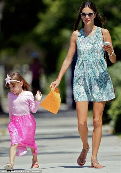Alessandra Ambrosio Does Some Cleaning by Alessandra Ambrosio And Fiance Jaime Mazur Treat Their