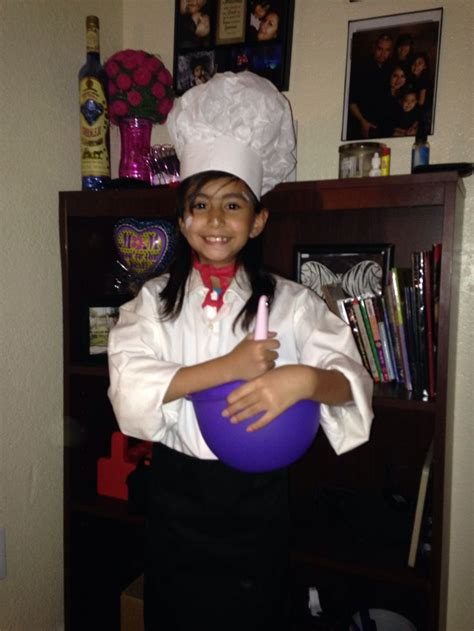 diy chef costume chef diy costume s shirt tissue paper chefs hat