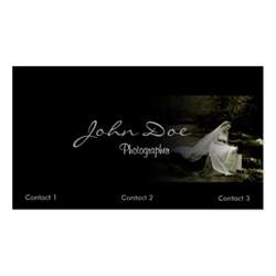 business cards for photography wedding photography business card zazzle