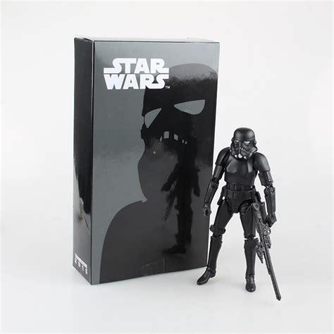 Figure Starwars The Black Series Kyloren wars the black series trooper 16cm model anime pvc figure birthday
