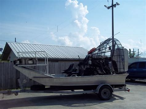 bowfishing boats for sale in louisiana 2008 ronnies airboats airboat for sale in houma