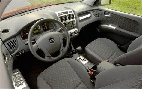 2007 Kia Interior 2007 Kia Sportage Interior View 57281 Photo 6 Trucktrend