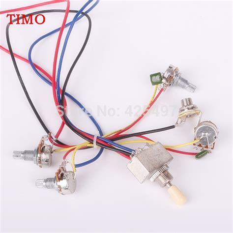 28 electric guitar wiring harness k