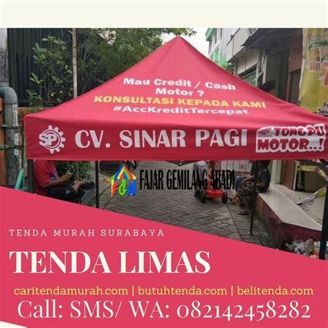 Tenda Anak Surabaya tenda murah surabaya tenda limas surabaya butuh tenda