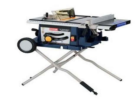 portable table saw reviews product tools smart ryobi portable table saw ryobi