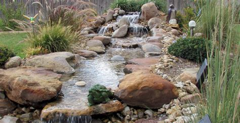 how to build a stream in your backyard pondless streams rivers brooks the pond doctor
