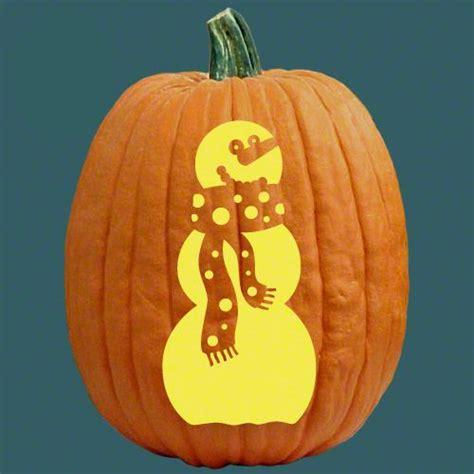 Pinterest Pumpkin Pattern | bundle up snow days pumpkin carving patterns