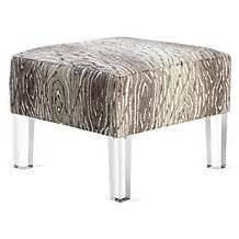 z gallerie ottoman ottomans affordable chic storage ottomans z gallerie