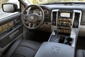 Dodge Ram Interior Dodge Ram 1500 Custom Interior Image 188