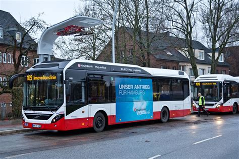 volvo buses volvo and siemens sign global agreement on electrified
