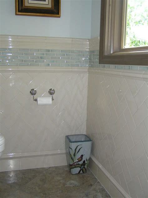 wainscoting bathroom tile wall tile pattern wishes for my house