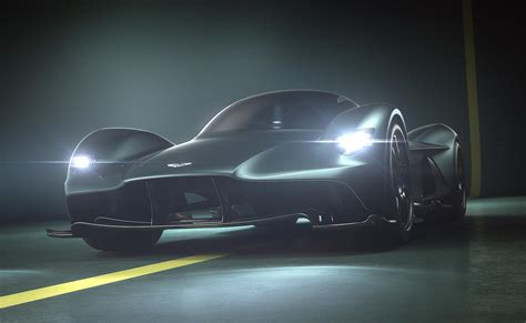 aston martin aston martin valkyrie confirmed as am rb 001 hypercar