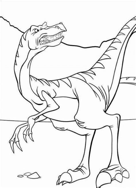 Dinosaur Land Before Time Az Coloring Pages Land Coloring Pages