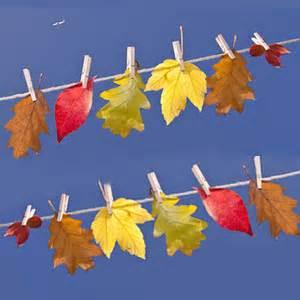 Herbst Fenster Kita by Herbstliche Fensterdekoration