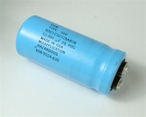 reliability of cde aluminum electrolytic capacitors 500123u025ab2b cde sangamo capacitor 12 000uf 25v aluminum electrolytic large can computer grade