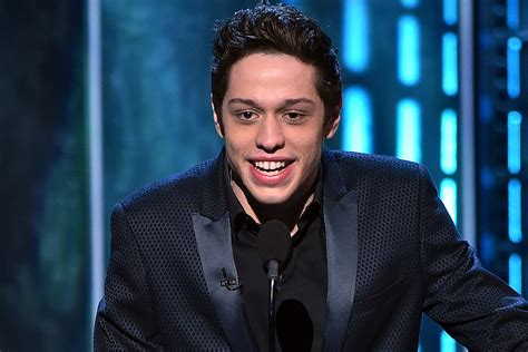 snl star pete davidson is sober for the first time in 8