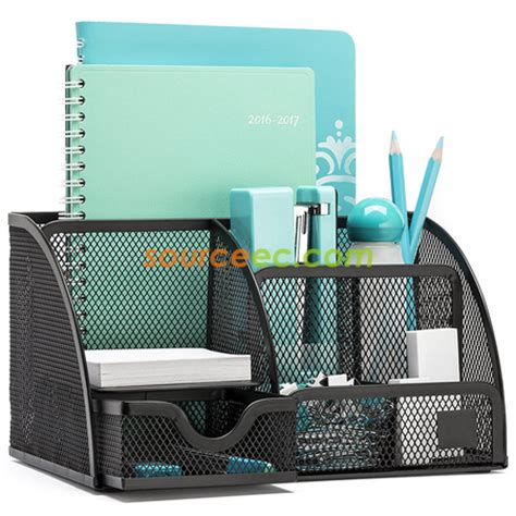 Desk Supplies Organizer Caddy Source Ec Gift Desk Supplies Organizer