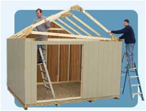 How To Make Trusses For Shed by Learn Basic