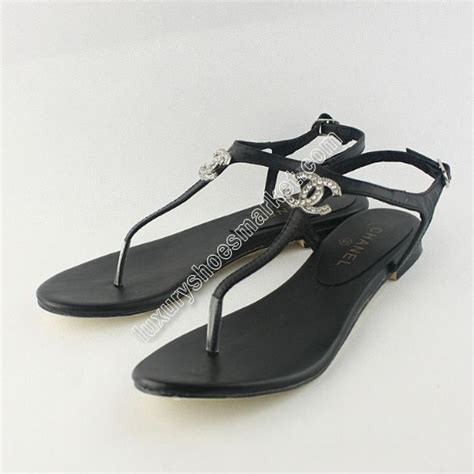 chanel sandals sheepskin chanel sandals 51325 high quality chanel