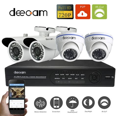aliexpress buy deecam cctv dvr home security