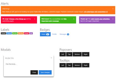themes bootstrap cosmo top 5 best open source metro style windows ui css