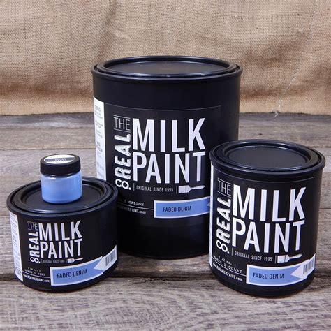 faded denim color milk paint order milk paint