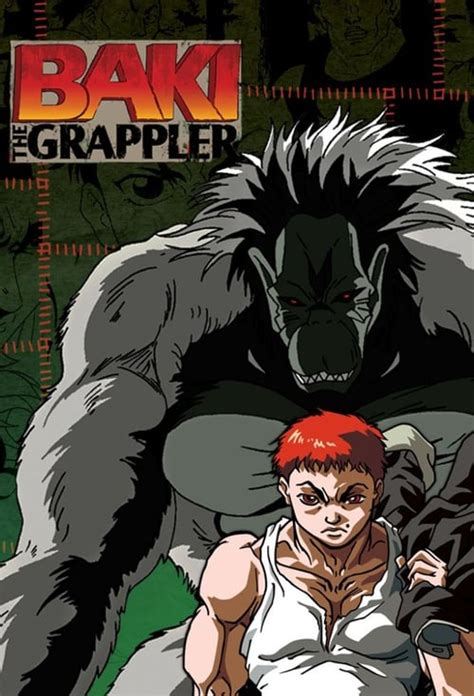 anime movies baki the grappler baki the grappler tv series 2001 2012 the movie